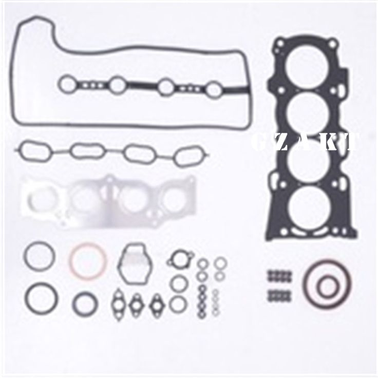 72.19$  Watch here  - 2AZFE Engine Overhaul Gasket Kit Full gasket set OEM:04111-28133 for Toyota CAMRY 2003 year ACV30 FOR:Toyota 2002-2004 Camry