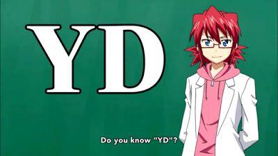 The Random Review: Denpa Kyoushi - Anime
