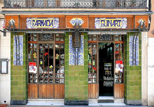 Farmàcia Guinart. Barcelona - Gran de Sant Andreu