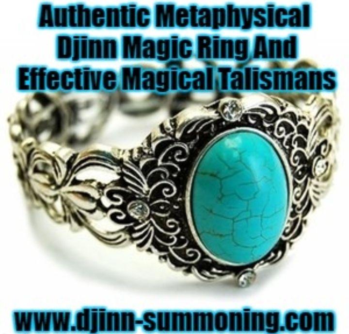 Pin by Mwinyi Habibi on Authentic Magic Djinn Rings And