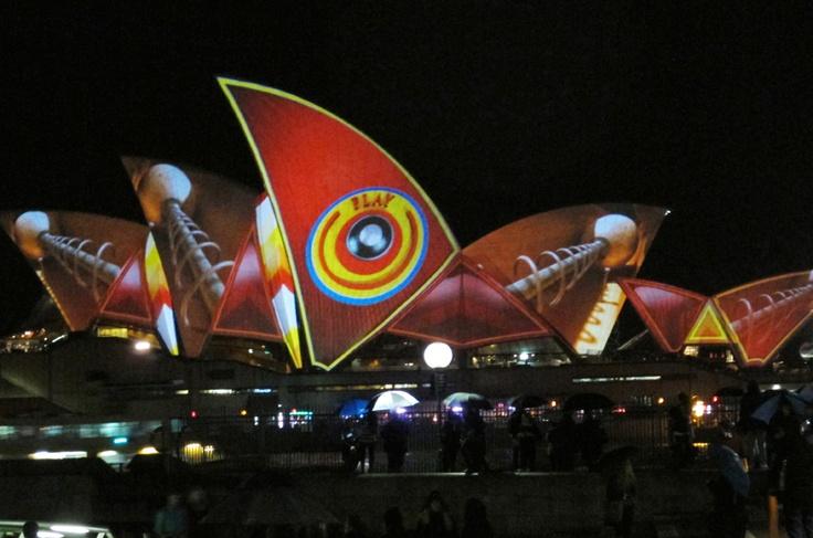 Sydney Opera House, Vivid Festival