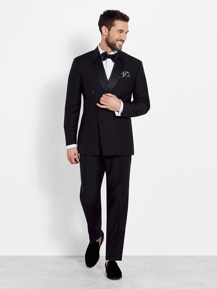 The Black Tux - The Letterman Outfit
