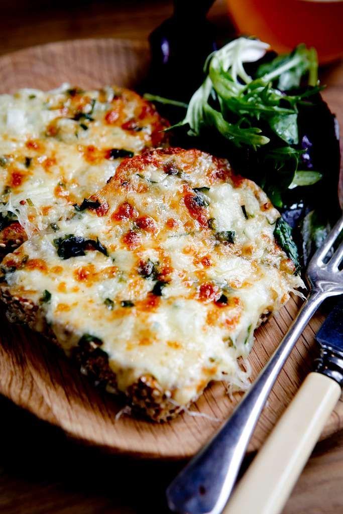 Three Cheese Mix, Grilled on Irrewarra Toast | Irrewarra Sourdough