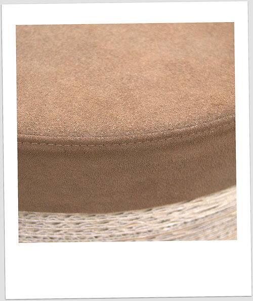 POINT OF VIEW + POINT OF SEAT LEATHER COVER =SUEDE SIZE = ECO SIT CHOCK ROLLER  MATERIAL FORM = Interior Design PRICE 160 PLN /40 EUR /52 USD  order by laboratoryart.eu@gmail.com