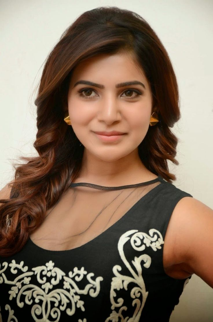 Know Rare: Samantha Ruth Prabhu Latest Images
