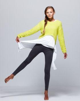 Annabelle Knit + Carla Legging Pavement United Brands