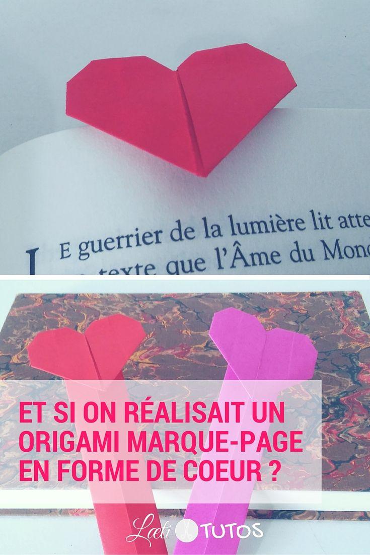 1000 id es sur le th me marque page origami sur pinterest origami coeur marque page et chat. Black Bedroom Furniture Sets. Home Design Ideas
