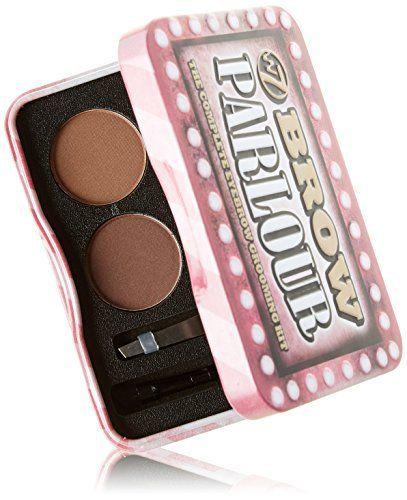 w7 Palette de Maquillage Sourcils, Brow Parlour: Tweet W7 BROWN PARLOUR KIT SOURCILS Kit complet pour définir et étoffer joliment vos…