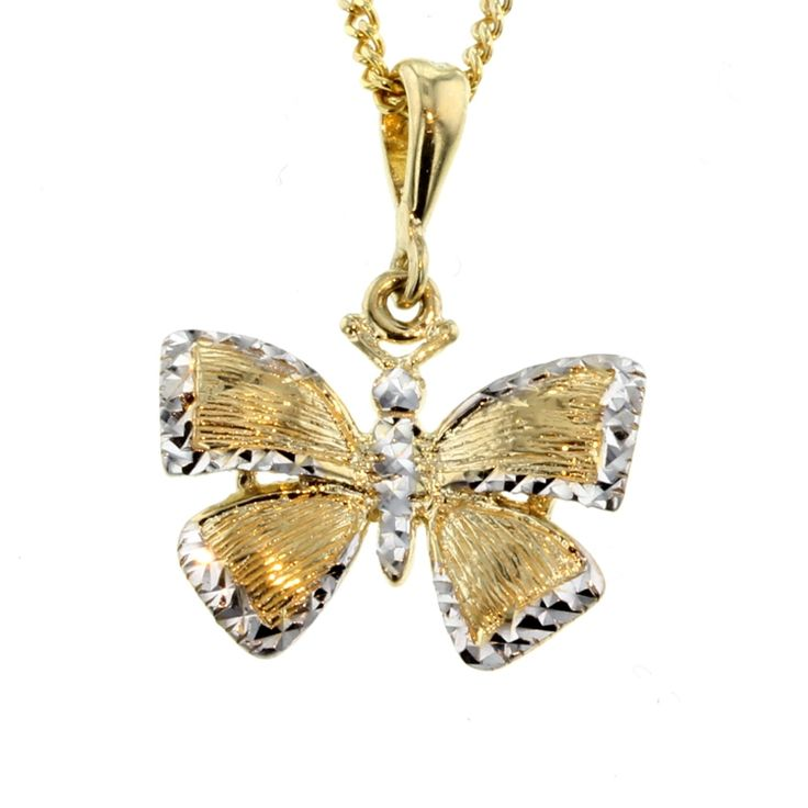 Buy Butterfly Pendant (PND-010) online at Chain Me Up
