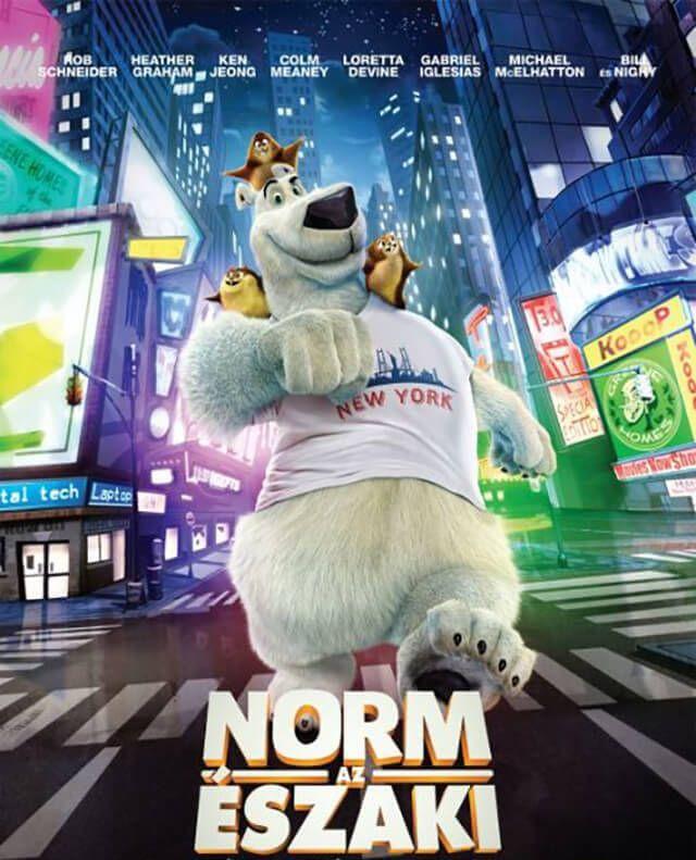 Norm, az éjszaki animációs film a zalai mozikban!