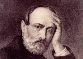 Giuseppe Mazzini (1805-1872), patriota y revolucionario italiano que dedicó su vida al lograr la unificación de Italia. Nohemi