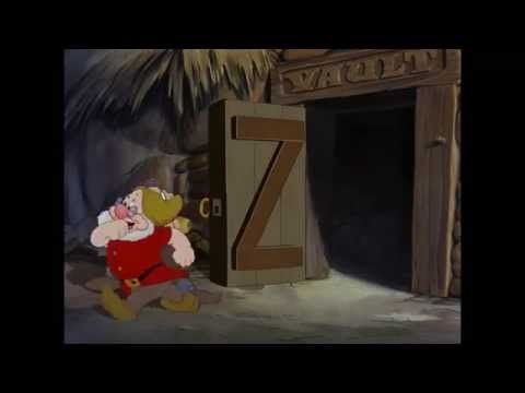 Sneeuwwitje & De Zeven Dwergen | Liedje: Hey Ho | Disney BE - YouTube
