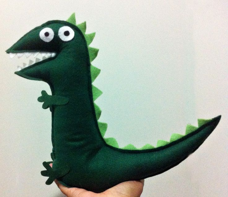Pelúcia George Dinossauro 30cm - Peppa Pig - Estrela undefined Loading zoom