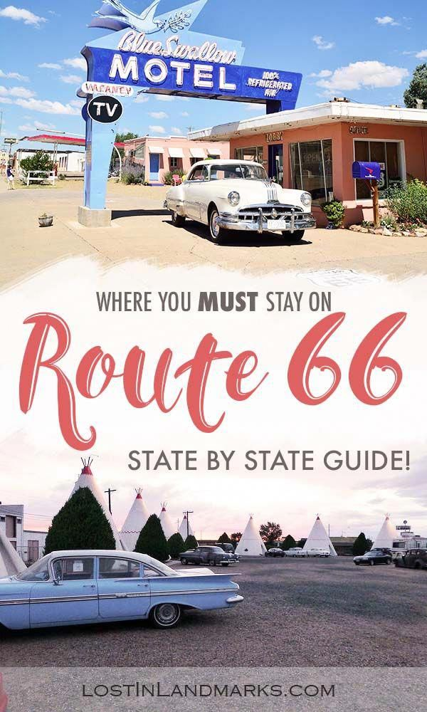 Route 66 En Camping Car : route, camping, Places, Ultimate, Camping, Locations