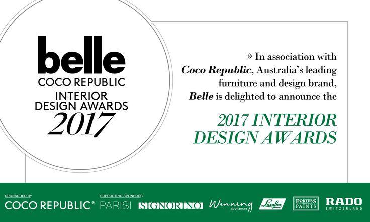 Luxaflex® Australia News & Trends Blog: Belle Coco Republic Interior Design Awards 2017