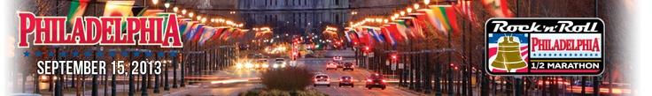 » Philadelphia: Register Online   Rock 'n' Roll Marathon Series