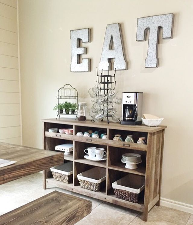 25 DIY Coffee Bar Ideas For Your Home Stunning Pictures Buffet Table Decor Dining