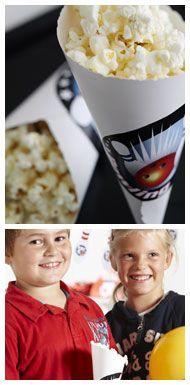Pyssel och lekar till Bowlingkalas http://www.dansukker.se/se/inspiration/barnkalas/bowlingkalas/pyssel-och-lekar.aspx #popcorn #barnkalas #inspiration #bowling