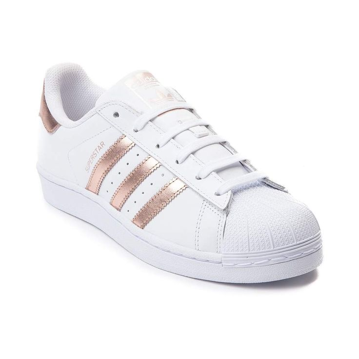 Stay classic this season with the new Superstar Athletic Shoe from adidas! Lace up the classic style and signature comfort of the Superstar Athletic Shoe, sporting durable leather uppers with iconic rubber shell toe, and signature adidas side stripes. <b>Available for shipment in January; Pre-order yours today!</b>  <br><br><u>Features include</u>:<br> > Smooth leather upper with breathable mesh lining<br> > Padded collar for comfort<br> > Lace closure for a secure fit<br> > Signature side…