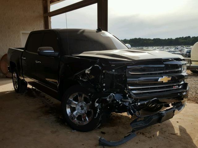 Salvage 2018 Chevrolet Silverado Z71 Pickuptruck X Truck