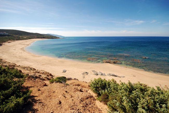 Spiaggia di #PortuMaga a 35 minuti ca. dal #Tartheshotel.  Presso la #spiaggia è presente un chiosco e un ristorante convenzionato con il nostro hotel. www.tartheshotel.com