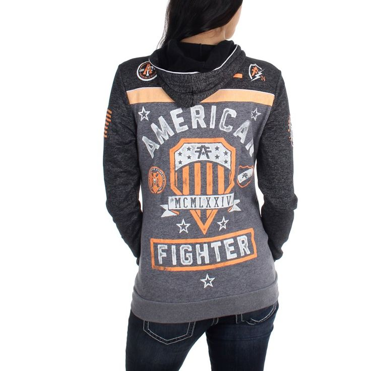 American Fighter - Womens Elmhurst Artisan Hoodie