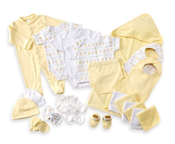 Soft Neutral Baby Clothes - http://www.ikuzobaby.com/soft-neutral-baby-clothes/