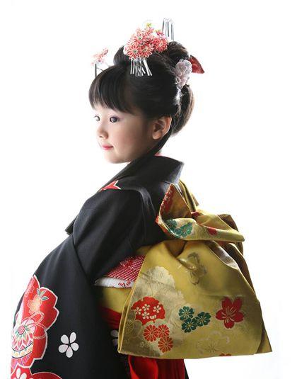 花文庫結び(1) Shichigosan
