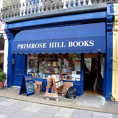 Well, looks like I've found my main bookstore for when I live here.