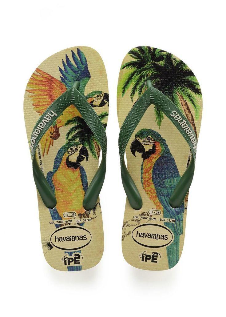 Flip Flops Imprimé Hommes / Femmes Ipe Havaianas kIi9vvV
