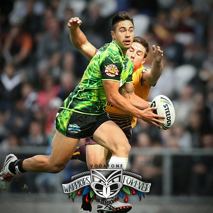 Shaun Johnson - The Bro on the Go!