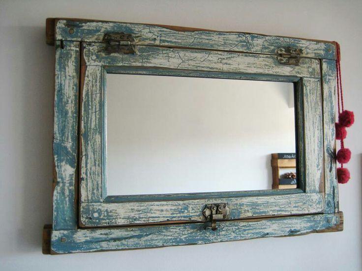 El espejo/ventana de Juli