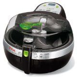 T-fal FZ700251 ActiFry Low-Fat Healthy Dishwasher Safe Multi-Cooker, Black
