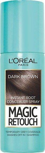Loreal Paris Magic Retouch Instant Root Concealer Dark Brown