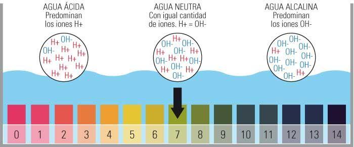 Ph Del Agua Destilada Es Acido Alcalino O Neutro Claves Para