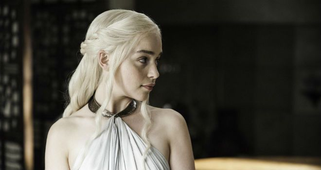 More Babies Were Named 'Khaleesi' Than 'Stacy' or 'Sally' Last Year