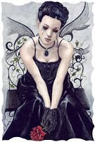 gothic fairy paintings