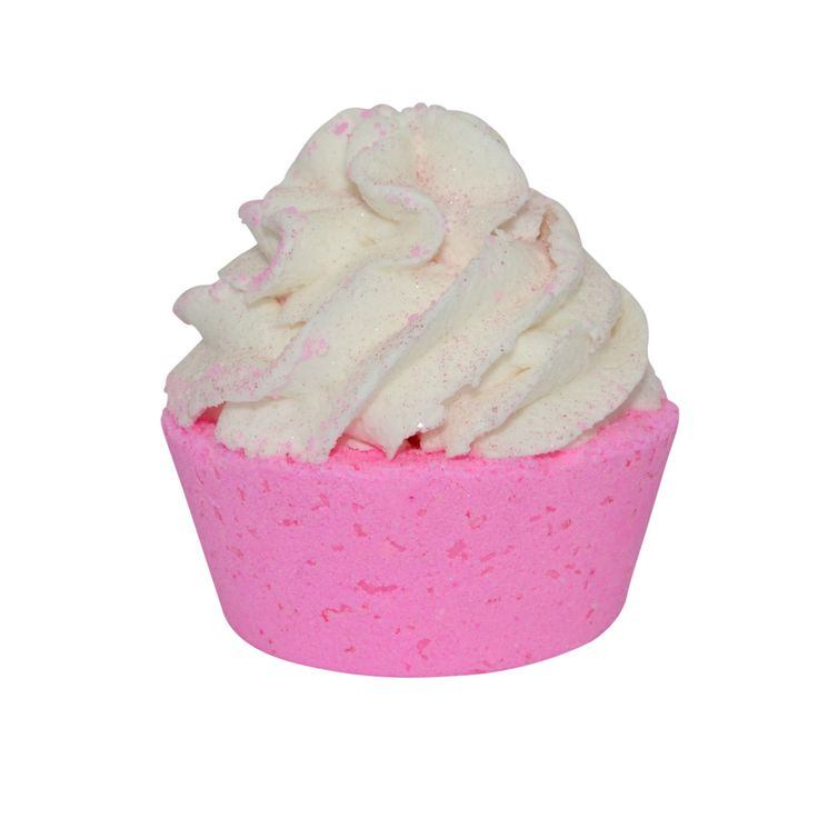 We think this is going to be a hit! Do you?: Strawberry Bliss Cupcake Bath Bomb New to our store! [www.thefuturedream.eu]    #FutureDream