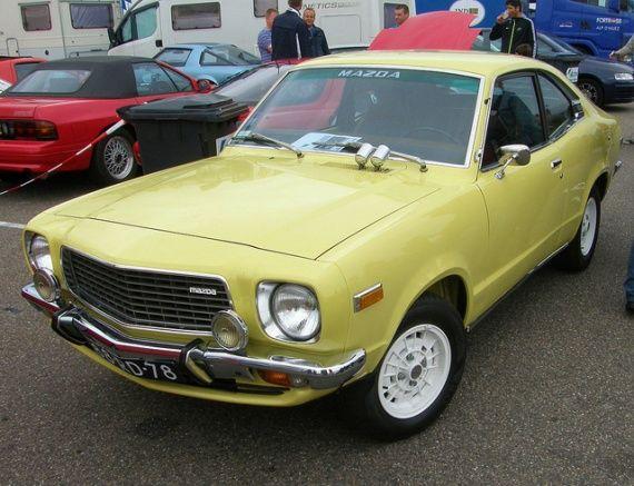 Pictures Of Mazda Cars >> 1971 - Mazda 818 S Coupé | Mazda | Pinterest | Mazda, Japanese cars and Cars