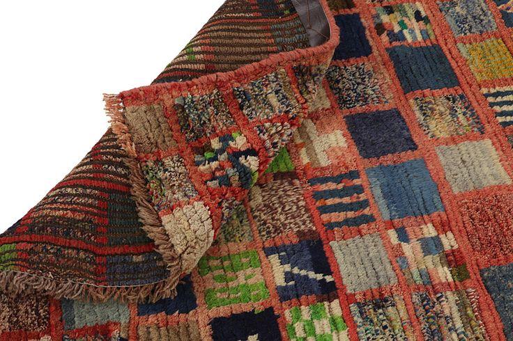 Gabbeh - Bakhtiari Persialainen matto 130x91 - Kuva 5