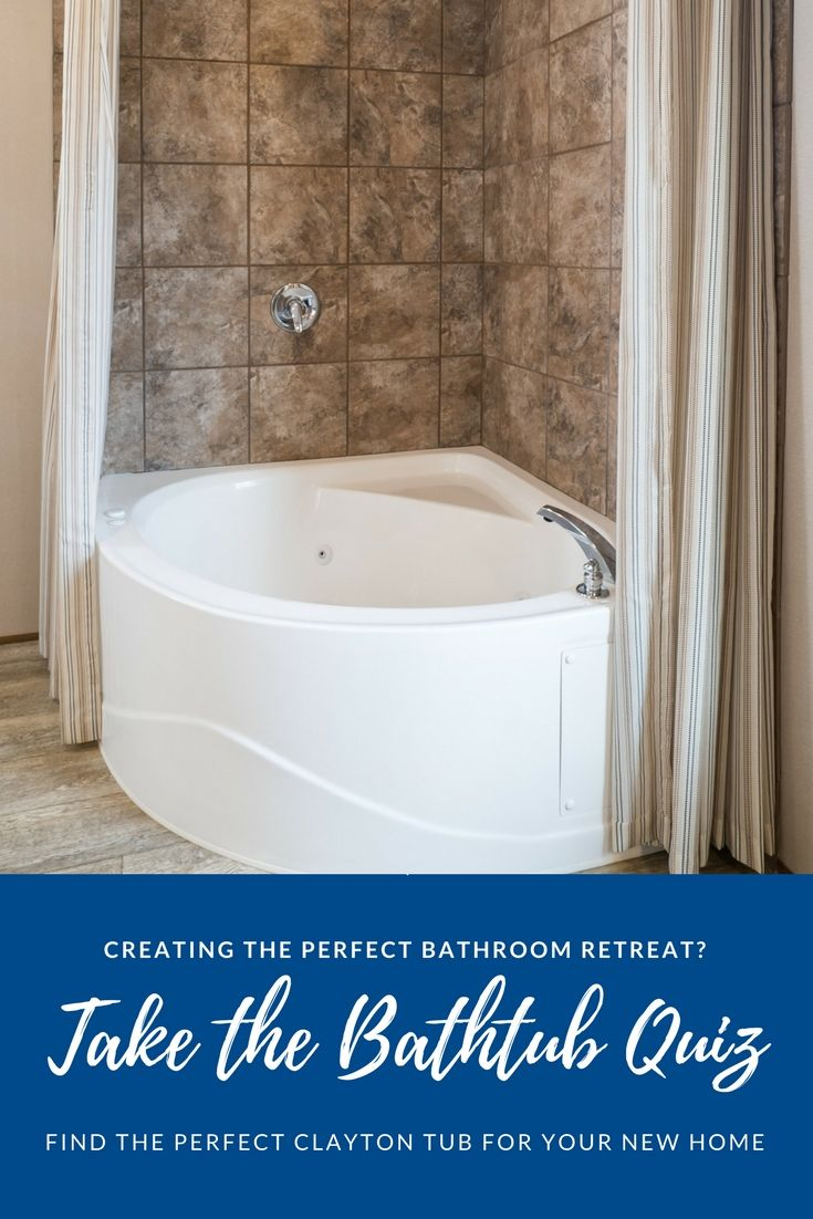 Which manufactured home tub is perfect for you? Find your fit now