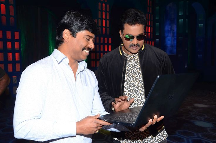 actor sunil releasing song geetha madhuri movie