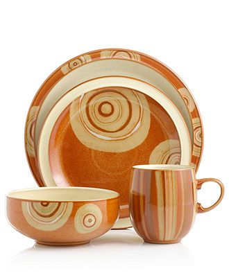 Denby Dinnerware, Fire Collection - Casual Dinnerware - Dining & Entertaining - Macy's