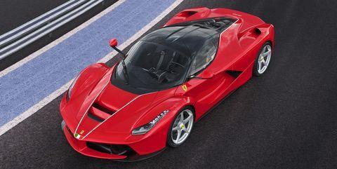 Ferrari's Future Plans: Hybrids, V-12s, But No Hybrid V-12s