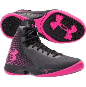 Rise to the occasion this season in the Under Armour® Micro G™ Torch 3