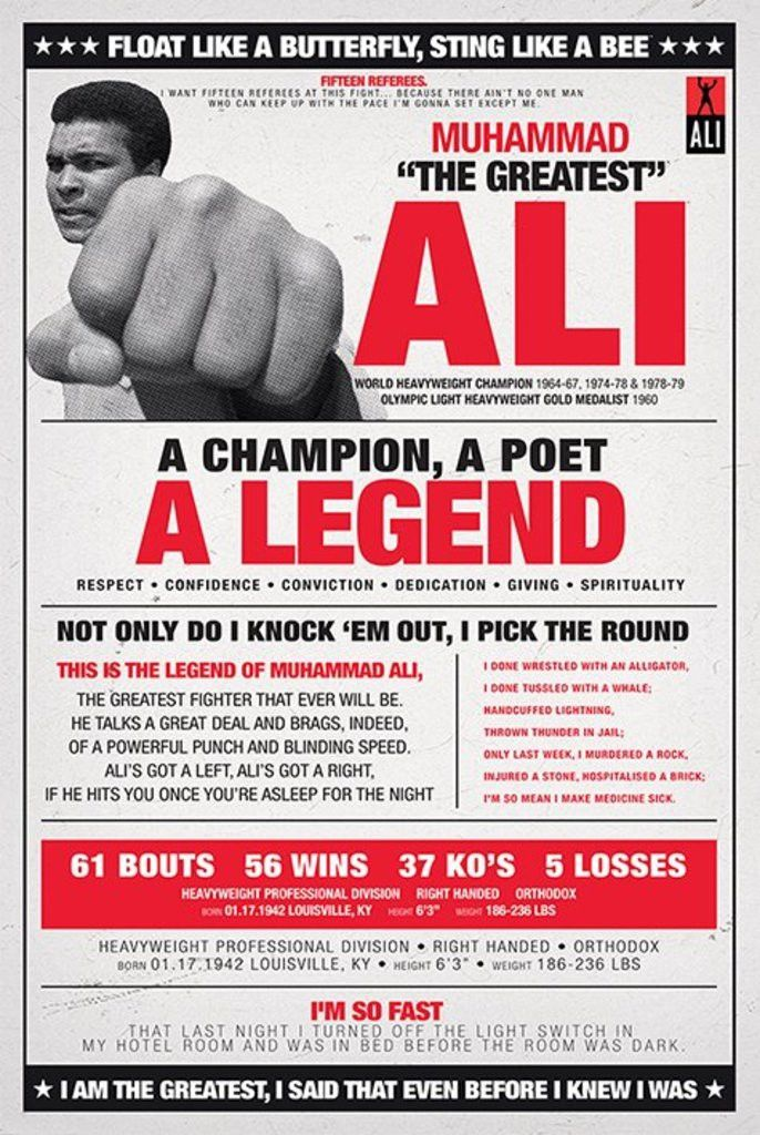 muhammad ali the life and rise to glory of a boxing legend A compilation of all of usa today sports' content related to the life and death of boxing legend muhammad ali charismatic glory ali through the years cassius clay's historic heavyweight title win.