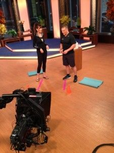This weekend on my television show, fitness specialist and trainer to the stars Tony Greco demonstrated some effective exercises you can do right in your own home: Read Tony's guest post on my blog: http://carolalt.com/2013/11/tony-greco-guest-post/