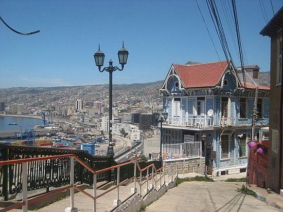 Valparaiso, Chile, Valparaiso, Chile