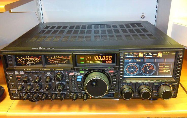Yaesu FT 9000D