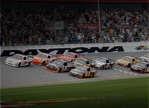 Daytona 500 Start Time: Fun Nascar Party Themes